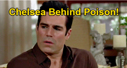 The Young and the Restless Spoilers: Chelsea Behind Rey's Poisoning – Ruthless Plan to Get Adam Locked Up