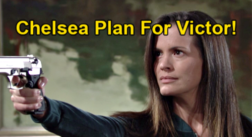 The Young and the Restless Spoilers: Chelsea Plots to Shoot & Kill Victor – Fatal Plan Brings Newman Ranch Showdown?