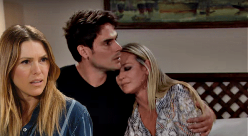 The Young and the Restless Spoilers: Chloe Spies on Sharon & Adam, Exposes Steamy 'Shadam' Shocker – Chelsea Ally Comes Through?