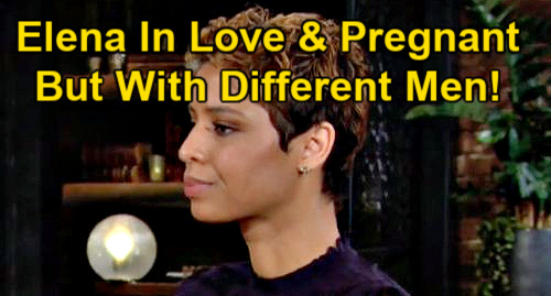The Young and the Restless Spoilers: Elena In Love & Pregnant With Different Men - Reunites With Nate, Devon Baby Bomb Drops?
