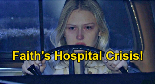 The Young and the Restless Spoilers: Faith's Hospital Crisis Follows Crash – What We Know About Alyvia Alyn Lind's Y&R Future