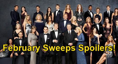 The Young and the Restless Spoilers: February Sweeps Update – Major Secrets Exposed, Relationship Uproar & Complicated Love