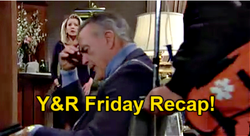 The Young and the Restless Spoilers: Friday, April 23 Recap – Ashland's Pacemaker – Billy with Victoria, Blows Off Lily's Date