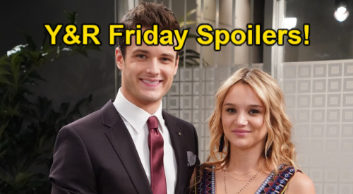 The Young and the Restless Spoilers: Friday, April 9 – Nick's Visit Exposes Chelsea – Summer Faces Lauren's Ultimatum