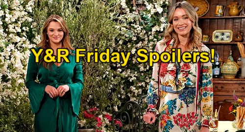 The Young and the Restless Spoilers: Friday, January 15 – Summer Pushes Wyatt to Spill on Sally – Nick's Dark Side Emerges