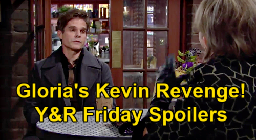 The Young and the Restless Spoilers: Friday, January 22 – Chelsea's Rage Brings Big Recovery Step – Gloria Strikes Back at Kevin