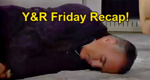 The Young and the Restless Spoilers: Friday, July 23 Recap – Ashland Collapses – Sharon's Bad Boy Com...