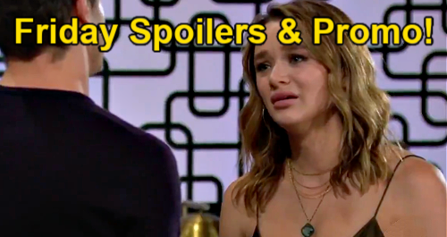 The Young and the Restless Spoilers: Friday, June 25 Recap – Naya's Murder Confession – Stitch's Abby Memories – Summer Sobs