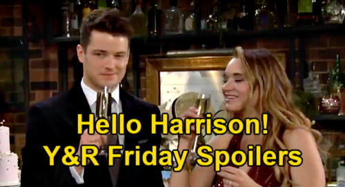 The Young and the Restless Spoilers: Friday, May 14 – Kyle Faces Harrison at Engagement Bash – Sharon Decides Marriage Fate