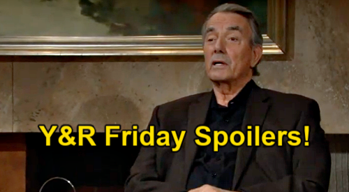 The Young and the Restless Spoilers: Friday, May 21 – Victor's Secret Bombshell – Kyle's Stunning Next Move – Billy's Battle