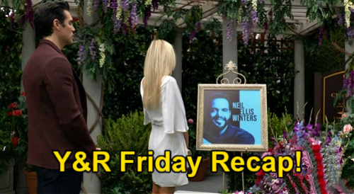The Young and the Restless Spoilers: Friday, May 28 Recap – Phyllis Fears Jack's Addiction – Ashley Wonders What Might've Been