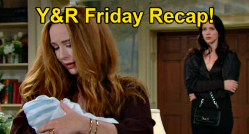 The Young and the Restless Spoilers: Friday, September 17 Recap – Mariah's Goodbye to Bowie, Moves Out - Wants to Be Mom