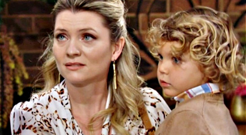 The Young and the Restless Spoilers: Harrison Wants Daddy Kyle & Mommy Together – Pushes Tara To Bio Dad After Losing Ashland?