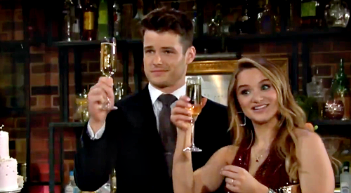 The Young and the Restless Spoilers: Harrison and Tara Crash Kyle & Summer Engagement Party – Derail Daddy's Night