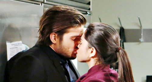 The Young and the Restless Spoilers: Is Lola Pregnant After Secret Goodbye Romp with Theo – Will She Join Baby Daddy In Paris?