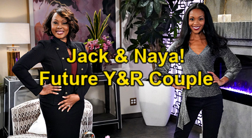 The Young and the Restless Spoilers: Jack & Naya's New Couple Potential – Better Match After Sally Heartbreak?