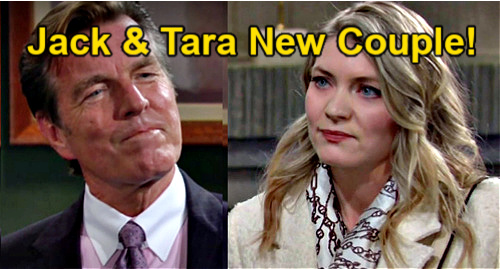 The Young and the Restless Spoilers: Jack & Tara New Love Match – Jealous Sally & Kyle Appalled?