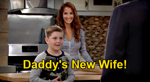The Young and the Restless Spoilers: Johnny's 'Daddy's New Wife' Brings Billy Marriage Push - Wants Lily as Stepmom?