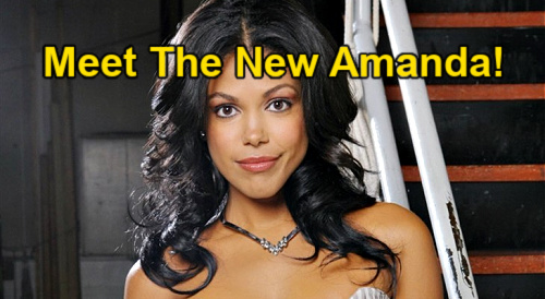 The Young and the Restless Spoilers: Karla Mosley Replaces Injured Mishael Morgan as Amanda Sinclair Recast