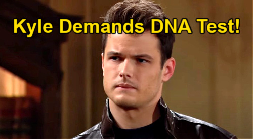 The Young and the Restless Spoilers: Kyle Demands DNA Test in Fierce Tara Locke Faceoff – Harrison Son Proof