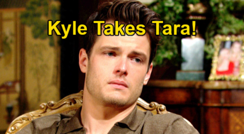 The Young and the Restless Spoilers: Kyle Takes Tara to Bed to Get Over Summer – Harrison's Mom Dream Comes True?