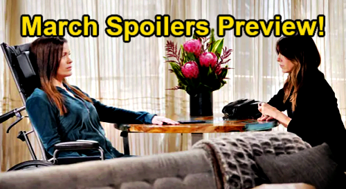 The Young and the Restless Spoilers: March Y&R Preview – Baby Drama, Risky Romances, Messy Rivalries and More