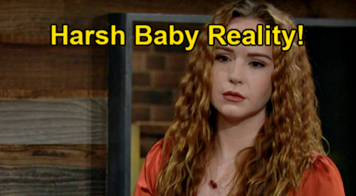 The Young and the Restless Spoilers: Mariah's Harsh Baby Reality, Makes Final Decision – Will Surrogacy Contract Be Signed?