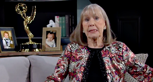 The Young and the Restless Spoilers: Marla Adams Rightly Honored – 2021 Daytime Emmy Award Winner's Performances Cheered