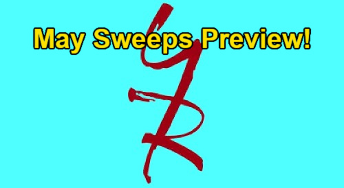 The Young and the Restless Spoilers: May Sweeps Preview – Crime & Punishment, Relationship Tragedies and Revenge Plots
