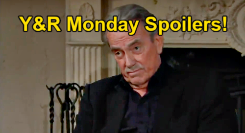 The Young and the Restless Spoilers: Monday, August 23 – Ashland's Past Comes Back to Haunt – Victoria Defends Shady Fiancé