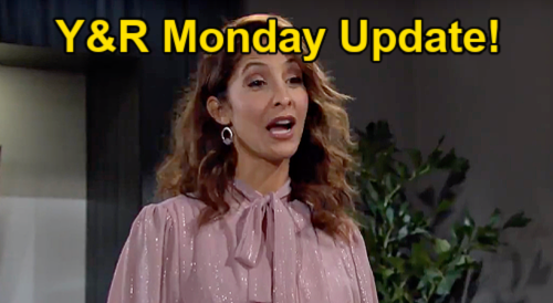 The Young and the Restless Spoilers: Monday, August 23 Update – Victoria's Strange Reaction - Billy's Ashland Wedding Sabotage