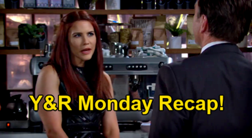 The Young and the Restless Spoilers: Monday, July 19 Recap – Tara Seeks Sole Custody of Harrison - Victor's Richard Letter Lie