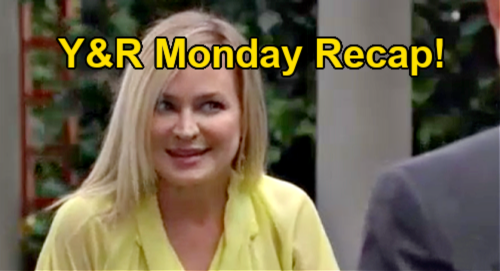The Young and the Restless Spoilers: Monday, July 26 Recap – Sharon's Stuck on Ex, Calls Rey 'Adam' – Chelsea Surrenders Connor