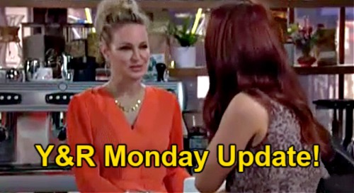 The Young and the Restless Spoilers: Monday, September 13 Update – Sharon Calls Out Sally's Crush - Chelsea Hangs Up On Adam