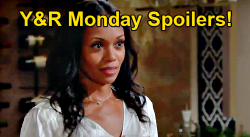 The Young and the Restless Spoilers: Monday, September 20 – Sally Is Chelsea's Enemy Number One – Amanda's Big Move