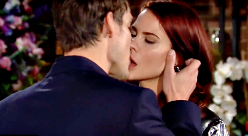 The Young and the Restless Spoilers: Preview Week of September 6: Adam & Sally's Romance Sizzles - Victor's Warning Ignored