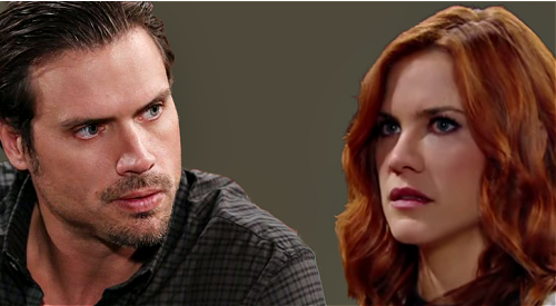The Young and the Restless Spoilers: Sally Fights Back - Tells Nick About Summer & Billy's One-Night Stand?