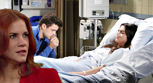 The Young and the Restless Spoilers: Sally Uses Lola Liver Deal Against Kyle & Summer – Scheming Skyle's Bad Decisions Haunt?