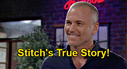 The Young and the Restless Spoilers: Sean Carrigan's Contract Extended - What Is Stitch's True Story?