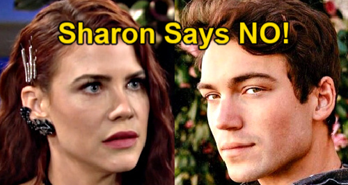 The Young and the Restless Spoilers: Sharon Warns Sally Away from Noah – Spectra Pursues Adam's Vulnerable Nephew?