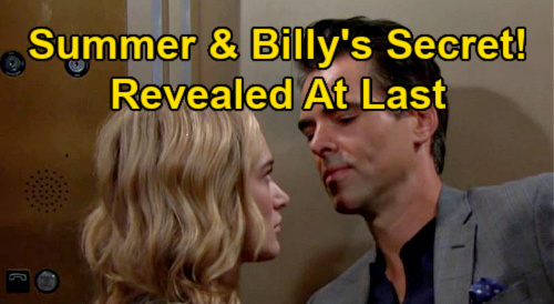 The Young and the Restless Spoilers: Summer & Billy's Scandalous Secret Out – Lily Demands Answers About Sleazy One-Night Stand