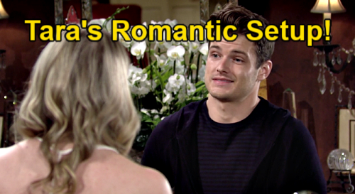 The Young and the Restless Spoilers: Tara's Romantic Setup for Kyle After Summer Split – Night of Memories & Close Moments