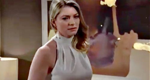 The Young and the Restless Spoilers: Tara Begs Kyle for Forgiveness & Fresh Start – Summer Confession Brings Crocodile Tears?