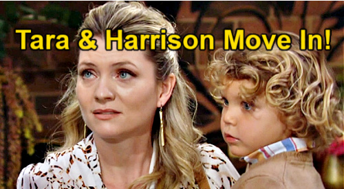 The Young and the Restless Spoilers: Tara & Harrison New Hideout At Abbott Mansion – Kyle Waits For Paternity Proof