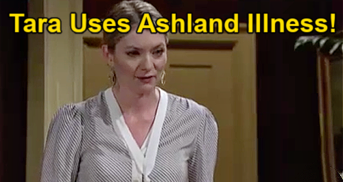 The Young and the Restless Spoilers: Tara Sobs to Kyle Over Ashland's Fatal Diagnosis – Pulls Harrison's Daddy Closer