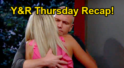 The Young and the Restless Spoilers: Thursday, August 19 Recap – Stitch Returns - Mariah's Kidnapper Child Motivation