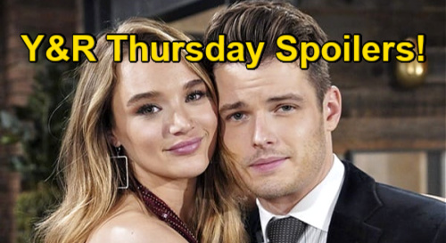 The Young and the Restless Spoilers: Thursday, August 5 - Sutton Escapes Justice - Summer & Kyle Make Hot Connection