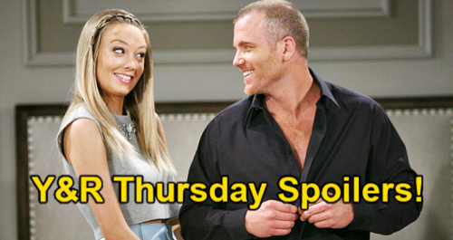 The Young and the Restless Spoilers: Thursday, July 1 – Stitch's Second Abby Surprise – Sally Invites Jack - Mariah Bails