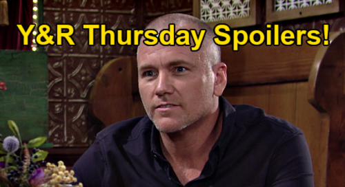 The Young and the Restless Spoilers: Thursday, July 22 – Stitch Reels Abby In – Amanda Delivers Proof - Faith Meets Tigirlily