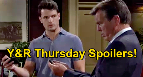 The Young and the Restless Spoilers: Thursday, July 29 – Tara's Incriminating Sally Phone Call – Devon Asks Amanda to Move In